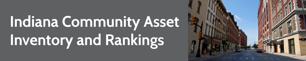 Indiana Community Asset Inventory and Rankings